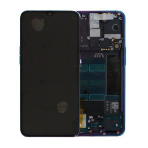 Genuine Oppo RX17 Pro LCD Screen & Touch Digitiser - Green