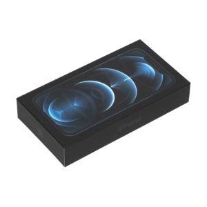 iPhone 12 Pro Empty Phone Box Slim Version