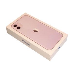 iPhone 11 Empty Phone Box Slim Version
