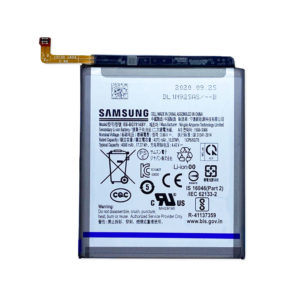 Genuine EB-BG781ABY Samsung G781F Galaxy S20 FE 4500mAh Battery