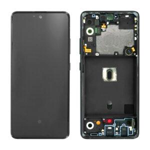 Genuine Samsung A516F Galaxy A51 5G LCD Screen & Touch Digitiser - Black
