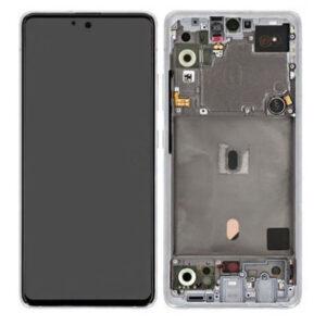 Genuine Samsung A516B Galaxy A51 5G LCD Screen & Touch Digitiser - White
