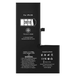 Mr Pixels iPhone XS AAA Quality High Capacity 3010mAh Replacement Battery
