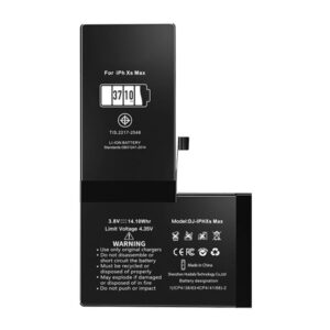 Mr Pixels iPhone XS Max AAA Quality High Capacity 3710mAh Replacement Battery