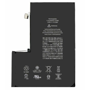 AAA Quality A2466 3687mAh Replacement Battery For iPhone 12 Pro Max