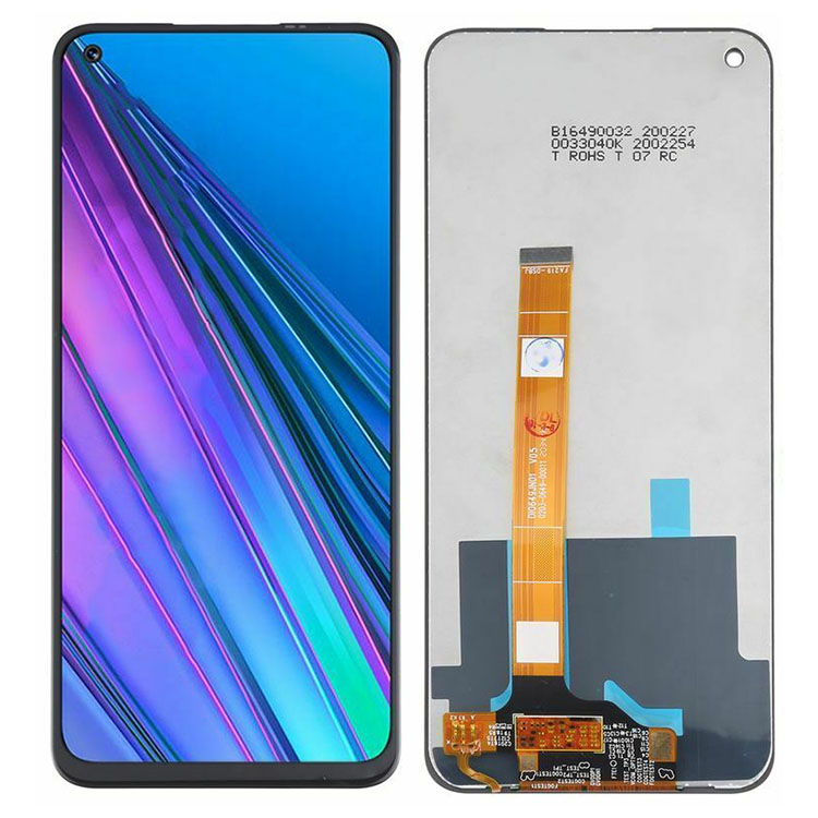 LCD Screen & Touch Digitiser For Oppo A74 5G CPH2197