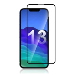 Next Generation 9D Edge To Edge Full Tempered Glass Screen Protector For iPhone 13 Series