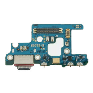 Charging Port Dock Connector Flex Cable For Samsung N976B Galaxy Note 10 Plus 5G OEM Pulled