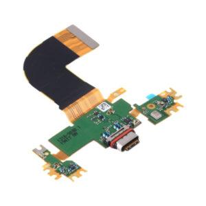USB Charging Connector Dock Flex For Sony J8210 J8270 J9210 Xperia 5